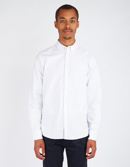 Men's Minimum Chris Shirt White
