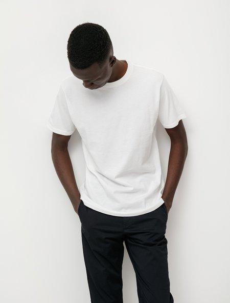 Lady White Co Mens Lite Jersey T-Shirt White