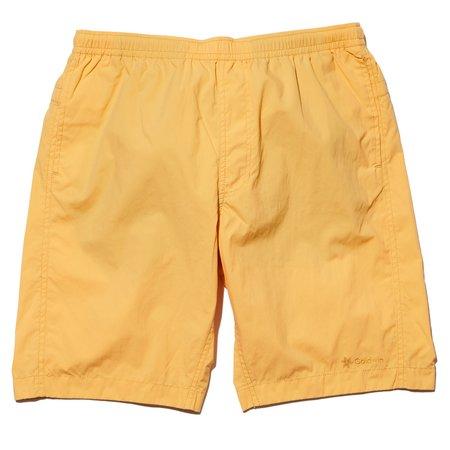 Goldwin CORDURA® Easy Shorts - Mellow Yellow