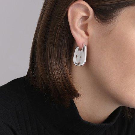 Jenny Bird Margo Earrings - Sterling Silver