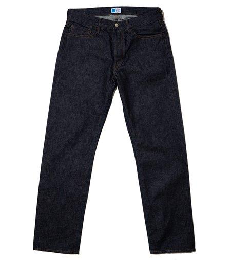 Japan Blue Denim Classic Straight - INDIGO