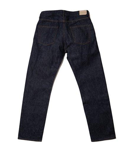 Japan Blue Denim Straight - INDIGO