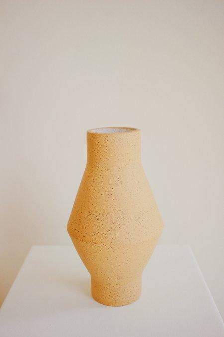 Mimi Ceramics large angled vase