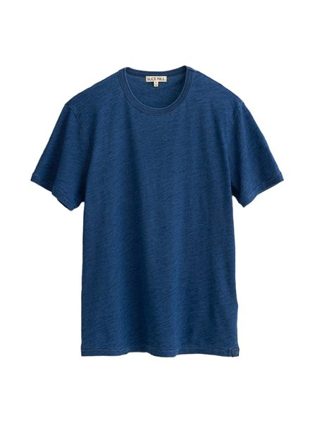 Alex Mill Standard T-Shirt - Medium Indigo Slub