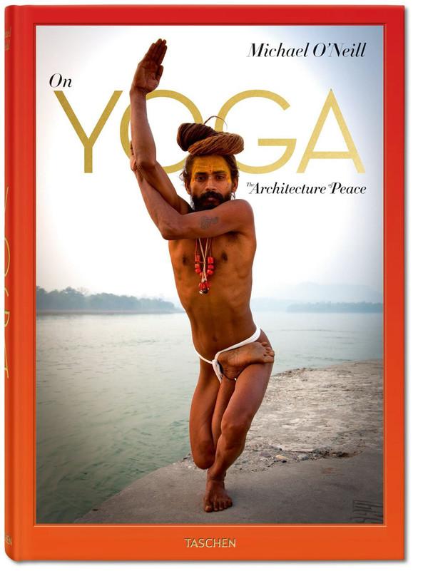Taschen Michael O'Neill on yoga hardcover