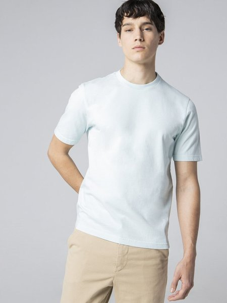 Unfeigned Basic T-Shirt in Whispering Blue