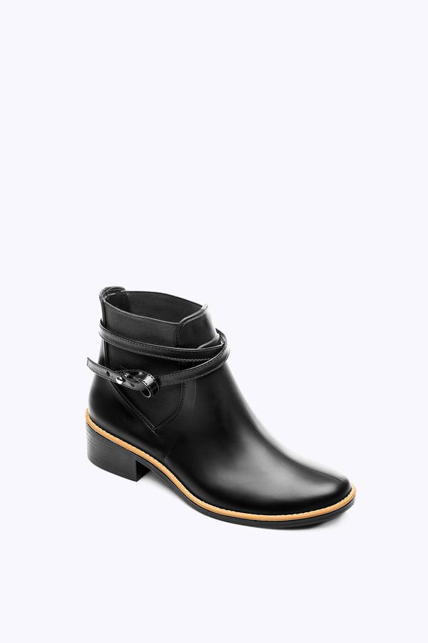 Bernardo Peony rainboot in black