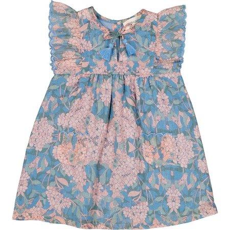 kids louis louise annette dress and bloomer set - hortense