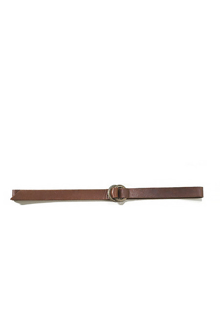 Brave Leather Seki belt in Spice