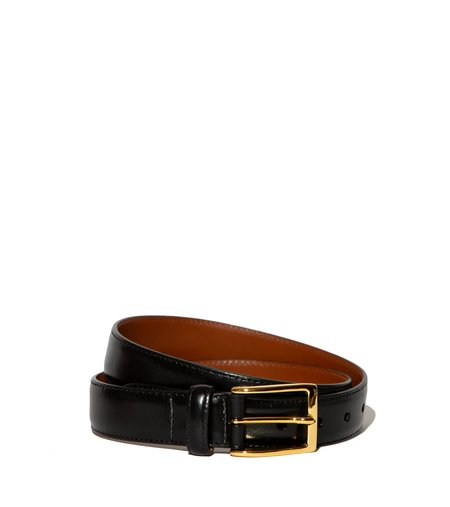 Alden Belt - Black Calfskin