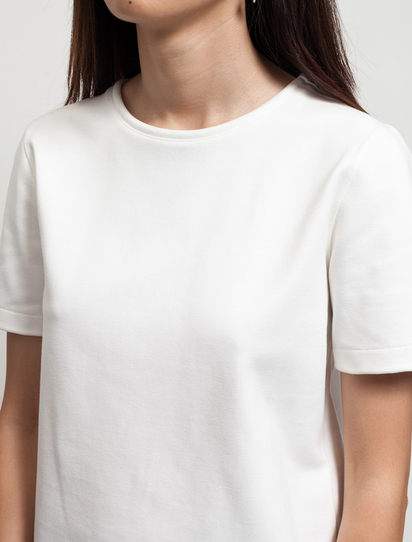 Lemaire Tee-Shirt White