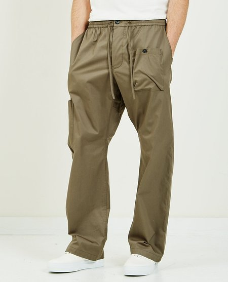 GREI FIFTYTWO Relaxed Utility Pant