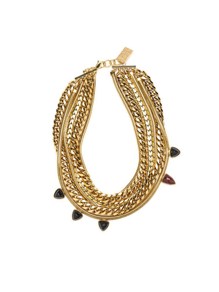 Lizzie Fortunato - THE RENEGADE NECKLACE