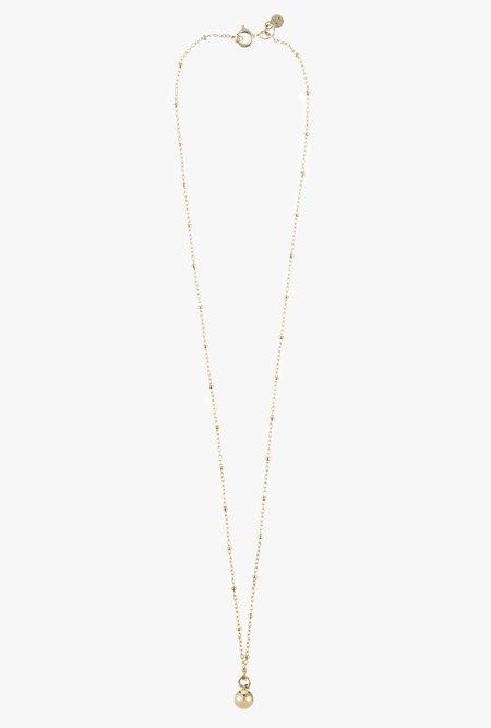 Ak Studio Star Gate Necklace - 14k gold-filled