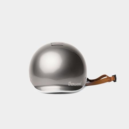 KIDS thousand Heritage Bike Helmet - Polished Titanium