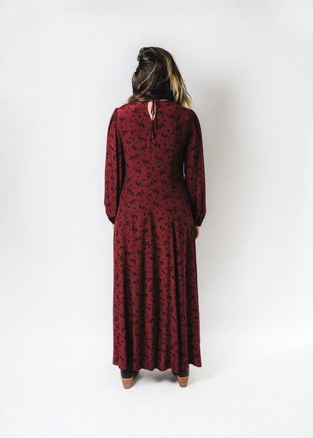 LACAUSA SPARROW DRESS - JAM