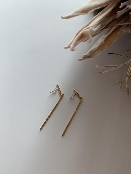 Covet + Keep 'Romance Forever' Earrings - Gold