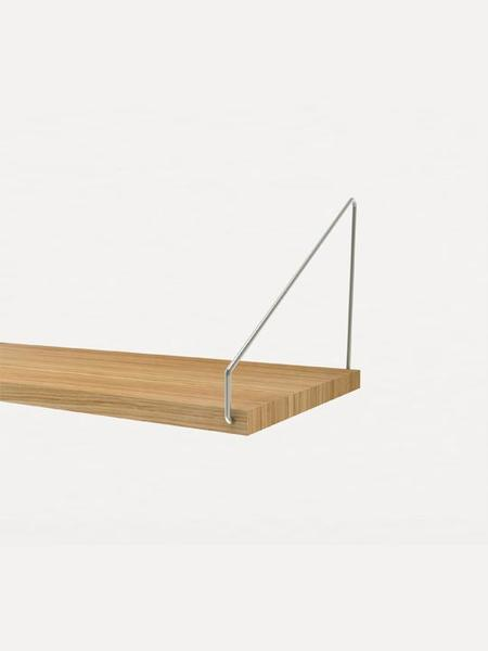 Frama Studio Shelf W60 x D20 for Shelf Library - Natural Oiled