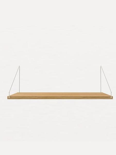 Frama Studio Shelf W60 x D27 for Shelf Library - Natural Oiled