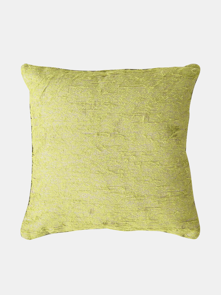 Erica Tanov tapestry throw pillow - lichen