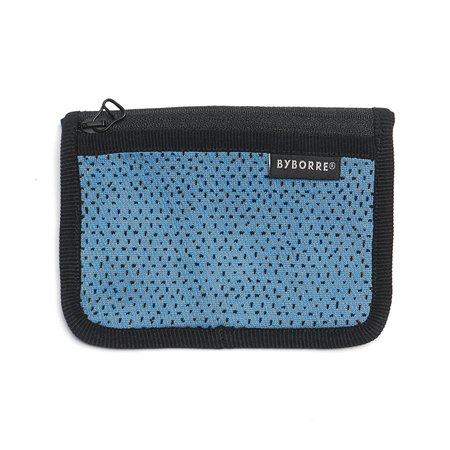 BYBORRE SMALL POCKET wallet - STREAM