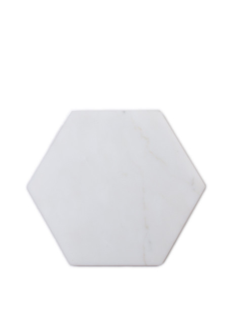 Fort Standard Stone Hexagon White