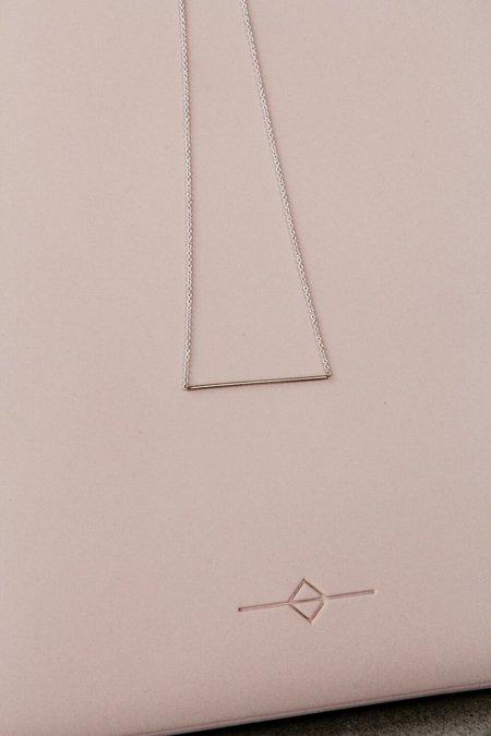 ALOJA Gabriela Artigas Line Necklace