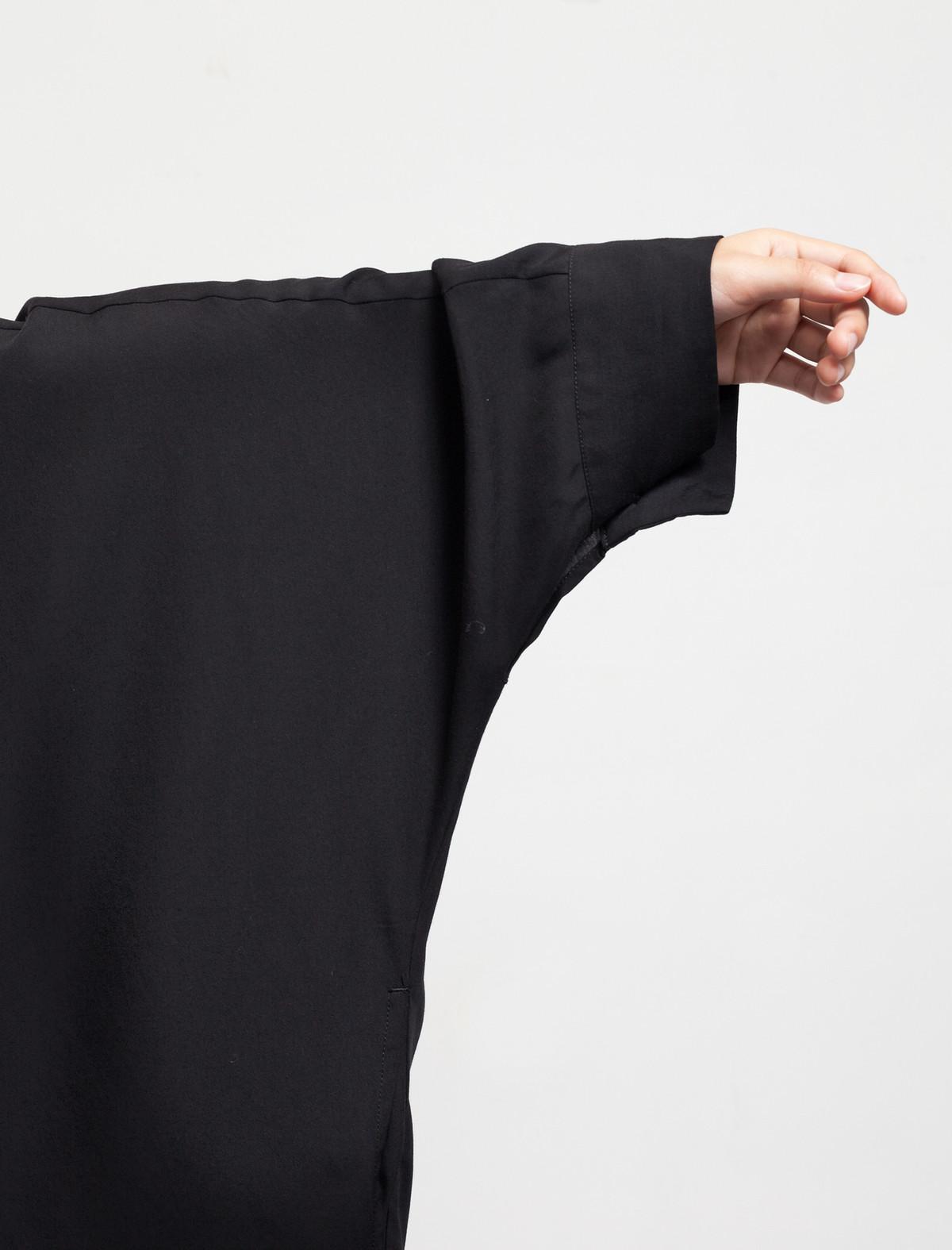 192f347d8cb2 Ys by Yohji Yamamoto Womens Dolman Sleeve Shirtdress | Garmentory
