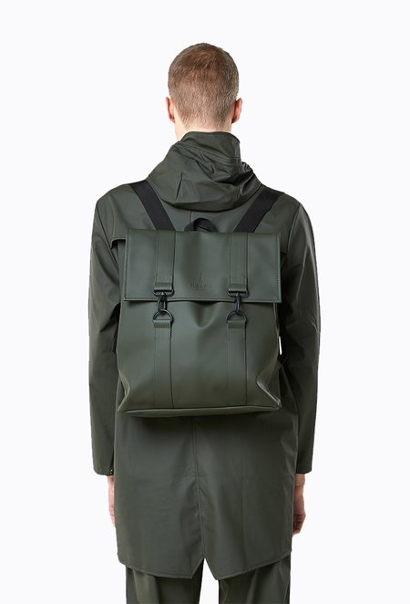 Unisex Rains MSN Bag - Green