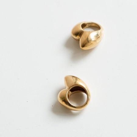 Vieux/Wave Brass AM Ring