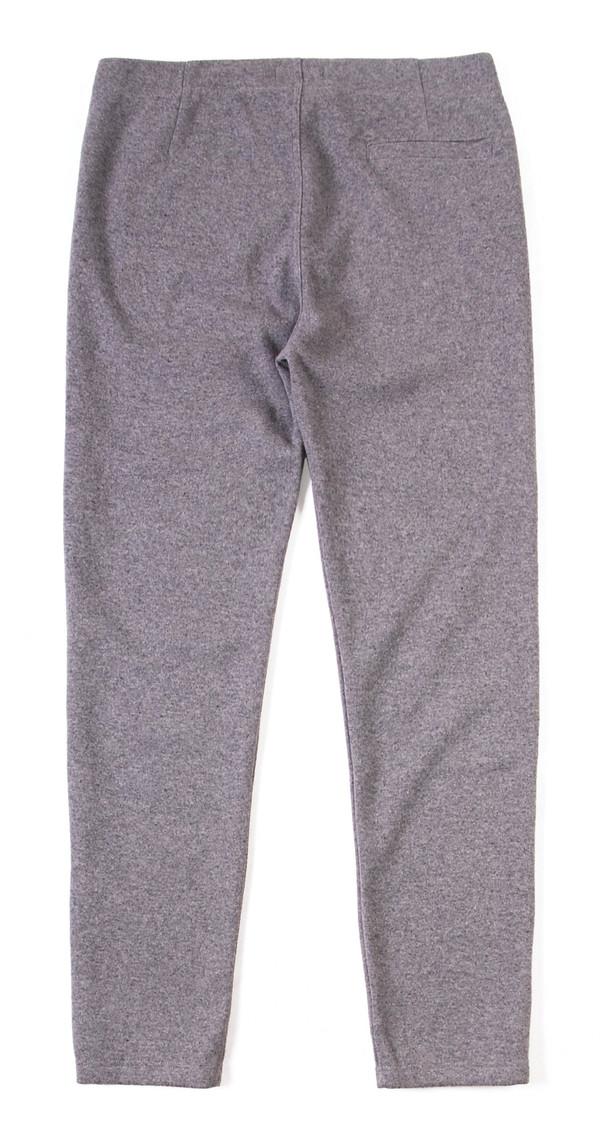 Lightning Bolt Wool/Cotton Pants