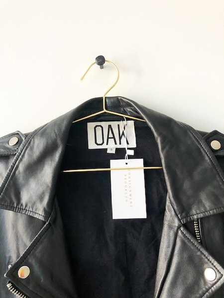 [pre-loved] OAK Moto 2 Short Sleeve Jacket