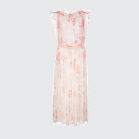 Jason Wu Printed Tulle Dress - SOFT PINK