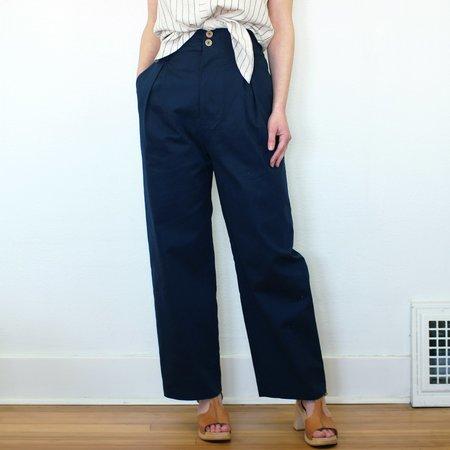 Jennifer Glasgow Rei Trousers - Navy