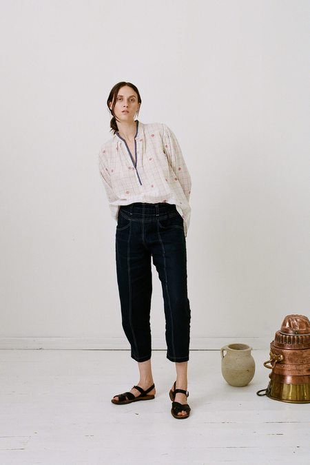 Karu Trader's Trousers - Midnight Blue