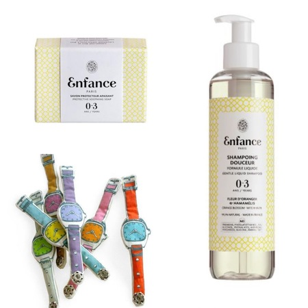 Enfance Paris Bath Time the French way 0-3 years old