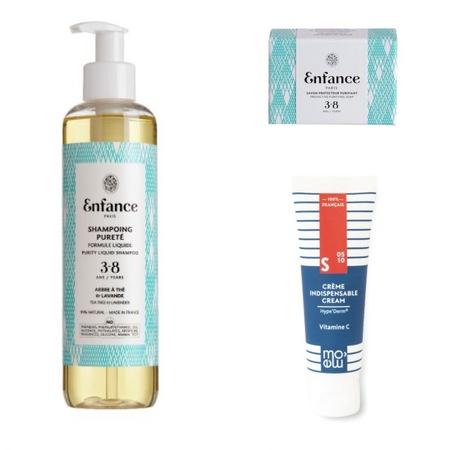 Enfance Paris Kids French Skin Care 3-8 Years