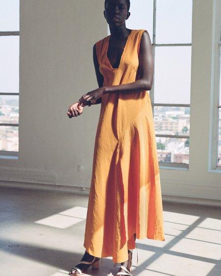Shaina Mote Rive Dress - Mandarin