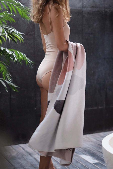 Sora LADY TOWEL - pink
