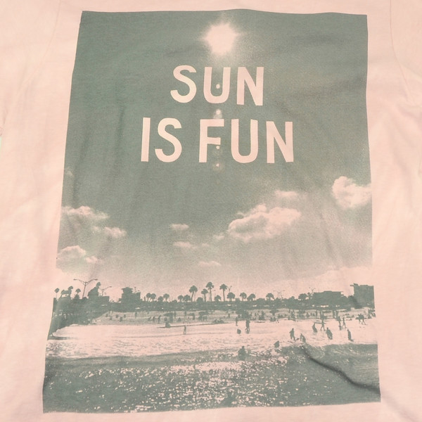 M. CARTER CO. - Sun Is Fun Tee - Shale