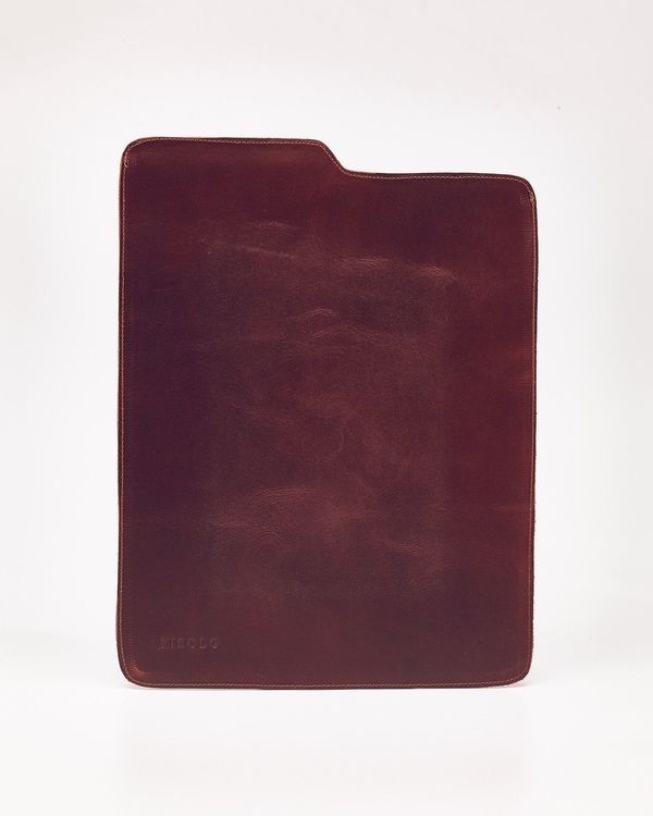 Nisolo Leather Laptop Sleeve