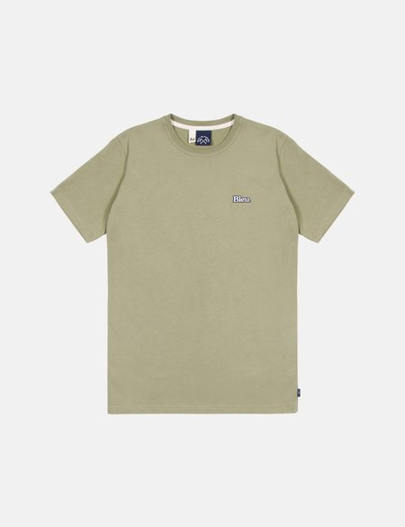 Bleu De Paname Bleu T Shirt - Bronze/Green