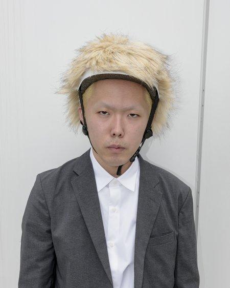 fey fey WORLDWIDE Big O Fur Helmet