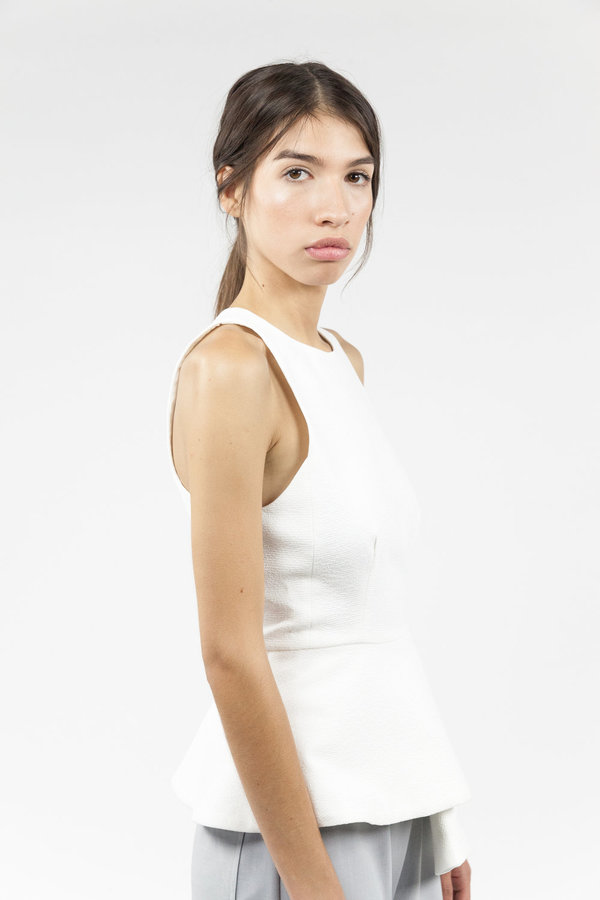 C/MEO Fools Gold Top - Ivory