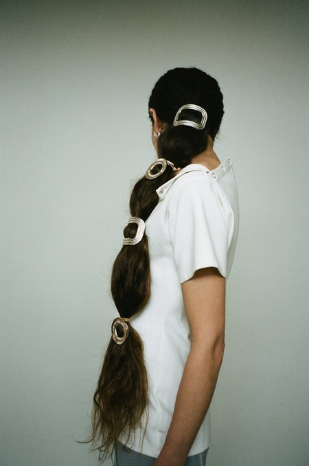 COA Circle Hair Clip