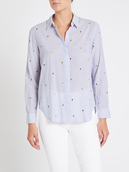 Rails Taylor Shirt - Blue