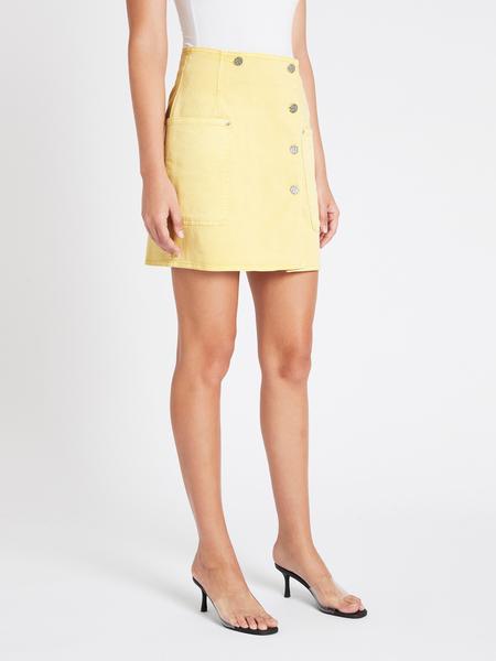 Baum und Pferdgarten Sandy Skirt - Yellow