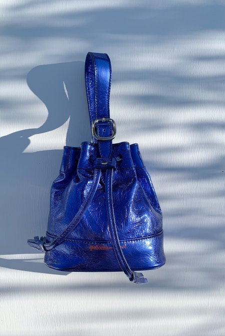 PALOMA WOOL Maravilla Mini Hand and Waist bag - Lavendar Blue