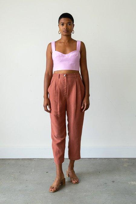 Waltz Palma Trousers - Cinnamon