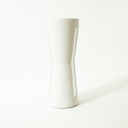 LGS Studio Tower Vase - Oatmeal
